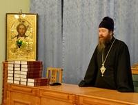 Митрополит Ростислав: Ваше первое церковное послушание – учеба