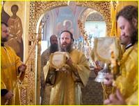 Митрополит Ростислав возглавил соборное служение архиереев Томской митрополии