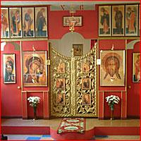 Престольный праздник в Академгородке