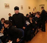 Воспитанники Томской духовной семинарии примут участие в Слете сибирских семинарий