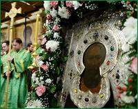 Митрополит Ростислав принял участие в престольных торжествах в Троице-Сергиевой лавре