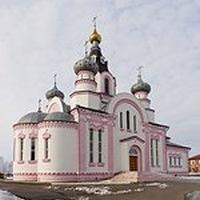 Представитель Томской митрополии принял участие в праздничных мероприятиях Мариинской и Юргинской епархии