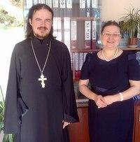Подписано соглашение о сотрудничестве между Средней школой №14 и Богоявленским собором