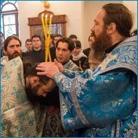 Митрополит Ростислав возглавил Божественную литургию в Богородице-Алексиевском монастыре
