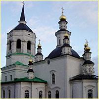 Торжества по случаю 400-летия Томского Богородице-Алексиевского мужского монастыря