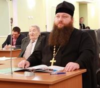 Представитель Томской епархии принял участие в заседании комиссии Думы г. Томска