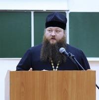 Преподаватель Томской духовной семинарии встретился c будущими педагогами