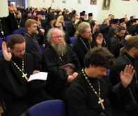 В Томской епархии проходит обсуждение документов Межсоборного присутствия