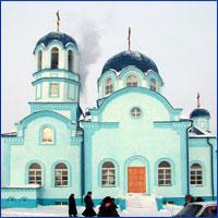 Архиепископ Томский и Асиновский Ростислав посетил  Чаинский район