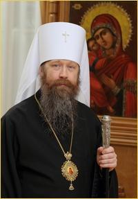Рождественское послание митрополита Томского и Асиновского Ростислава