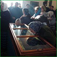 2 февраля память святого праведного старца Феодора Томского