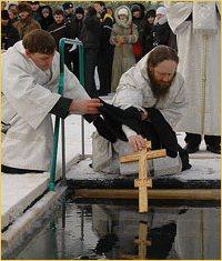 В Томске и населённых пунктах области вновь пройдут крещенские купания (обновлено)