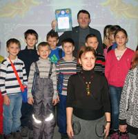 Более 100 детей стали победителями Рождественской выставки-конкурса