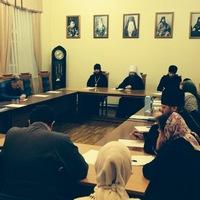 Состоялось заседание Ученого совета Томской духовной семинарии