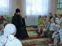 Воспитанники Воскресной школы посетили детский приют «Друг»