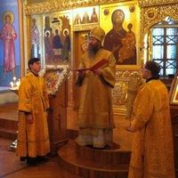 Митрополит Ростислав совершил Божественную литургию в кафедральном Богоявленском соборе