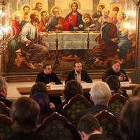 Участники круглого стола обсудили актуальные проблемы диалога Церкви и общества в медиапространстве