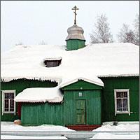 В 1991 году местные власти передали одно из опустевших зданий, которое было переоборудовано под храм Рождества Христова