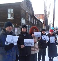 Молодежь прикоснулась к  истории православного Томска