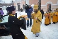 В Томск прибыли честные мощи cвятителя Луки (Войно-Ясенецкого), архиепископа Симферопольского