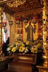 В Томске отпраздновали память святителя Макария (Невского)