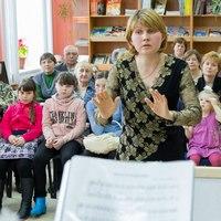 """Хор Регентской школы дал концерт для инвалидов в библиотеке """"Северная"""" (фото)"""