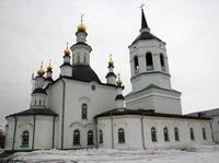 Престольный праздник в Богородице-Алексиевском монастыре