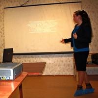 В доме детства и юношества «Кедр» состоялся открытый показ фильма «Блеф или с Новым Годом», режиссера Ольги Синяевой