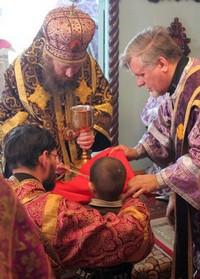Митрополит Ростислав совершил архипастырский визит в Шегарский район