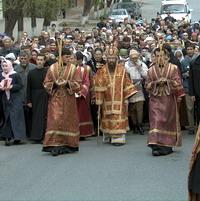 XVI духовно-исторические чтения памяти Святых Равноапостольных Кирилла и Мефодия завершились традиционным общегородским крестным ходом