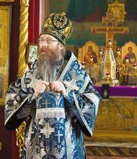 В Великий Вторник митрополит Ростислав возглавил богослужения в Петропавловском соборе г.Томска