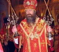 Великая пасхальная вечерня в Богоявленском кафедральном соборе