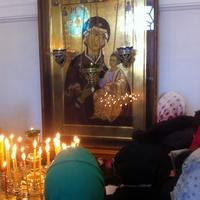 Томск почтил Иверскую икону Пресвятой Богородицы