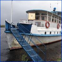Состоялся 3-ий традиционный водный Крестный ход по рекам Томь и Обь