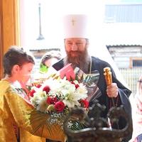 Митрополит Ростислав посетил Асино с архипастырским визитом