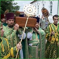 5 июля день обретения мощей святого праведного старца Феодора Томского