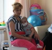 Маленьких пациентов онкогематологического отделения ОКБ посетили церковнослужители