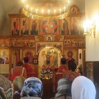Митрополит Ростислав посетил с. Октябрьское с архипастырским визитом