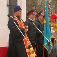 В годовщину аварии на ЧАЭС у Преображенской часовни был отслужен молебен