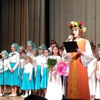 Участники пасхального фестиваля поздравили томичей с праздником Светлого Христова Воскресения