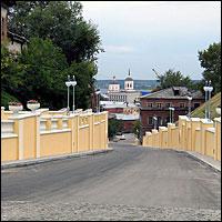 Томская городская дума приняла историческое решение о возвращении старинных названий улиц «Воскресенский взвоз» и «Знаменская».
