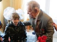 Томские школьники и студенты примут участие в акции «Поздравь ветерана»