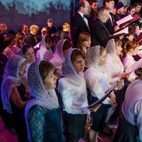 Хор Регентской школы Томской духовной семинарии принял участие в фестивале «Сибирь Пасхальная» в г. Новокузнецке