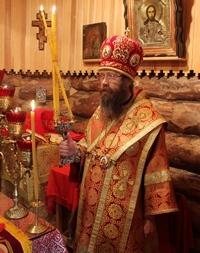 Митрополит Ростислав  совершил Божественную литургию в Корнилово