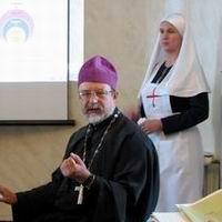 Гости из соседних регионов рассказали о новом и редком направлении служения сестер милосердия
