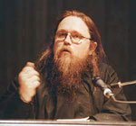 Наш город посетил профессор Православного Свято-Тихоновского богословского института диакон Андрей Кураев.