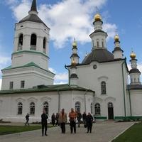 Участники ХХIII Международного кинофорума «Золотой витязь» посетили Богородице-Алексиевский монастырь