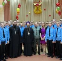 Томским кадетам прочитана лекция о преподобном Сергии Радонежском