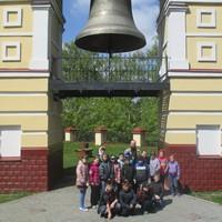 Калтайские школьники побывали на экскурсии в Церковно-археологическом кабинете ТДС и храмах Томска
