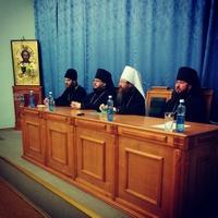В Томской семинарии прошел выпускной день